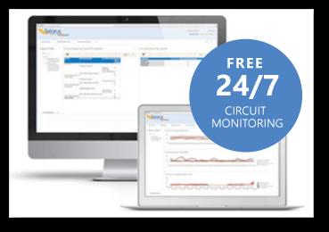 Free 24/7 Circuit Monitoring